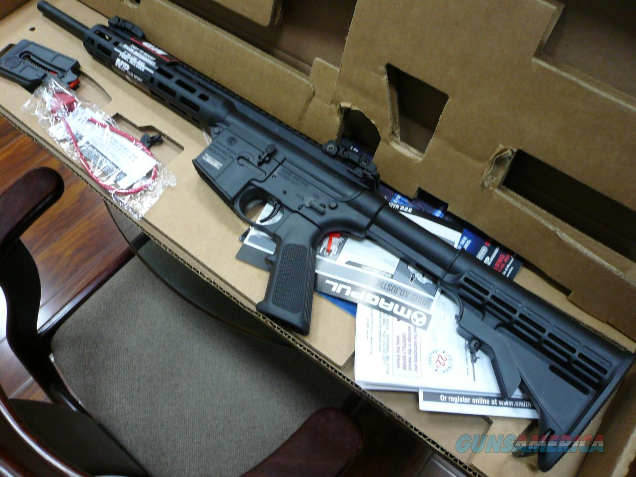 M&P 15-22 22lr NIB  Guns > Rifles > Smith & Wesson Rifles > M&P