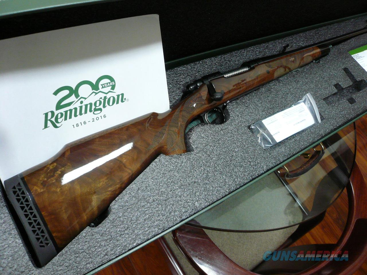 Model-700/200th yr Anny Limited Edition 7mm rem mag  Guns > Rifles > Remington Rifles - Modern > Model 700 > Sporting