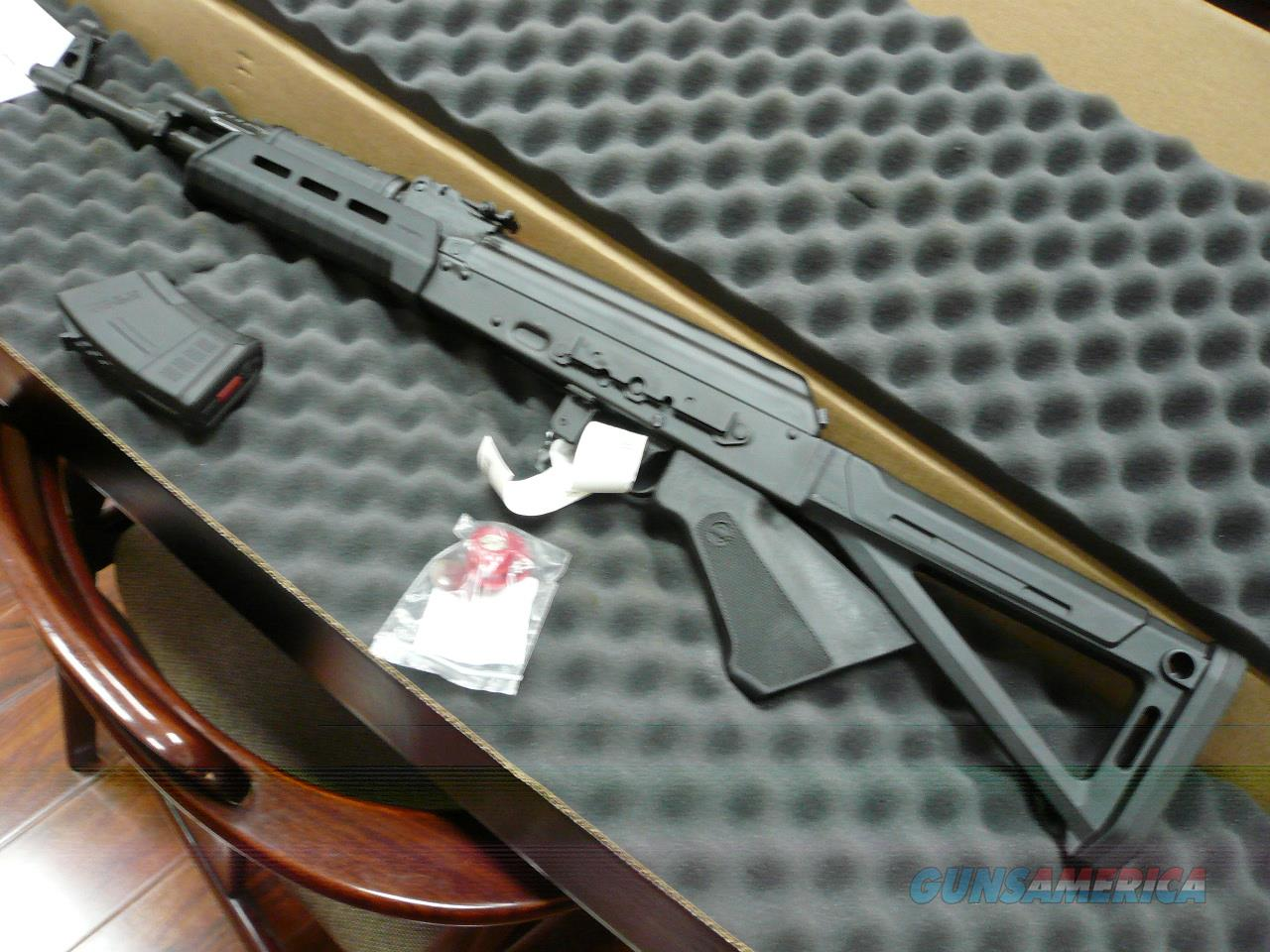 CENTURY ARMS MODEL-RAS47 (CA-CMPLIANT) NIB  Guns > Rifles > AK-47 Rifles (and copies) > Full Stock