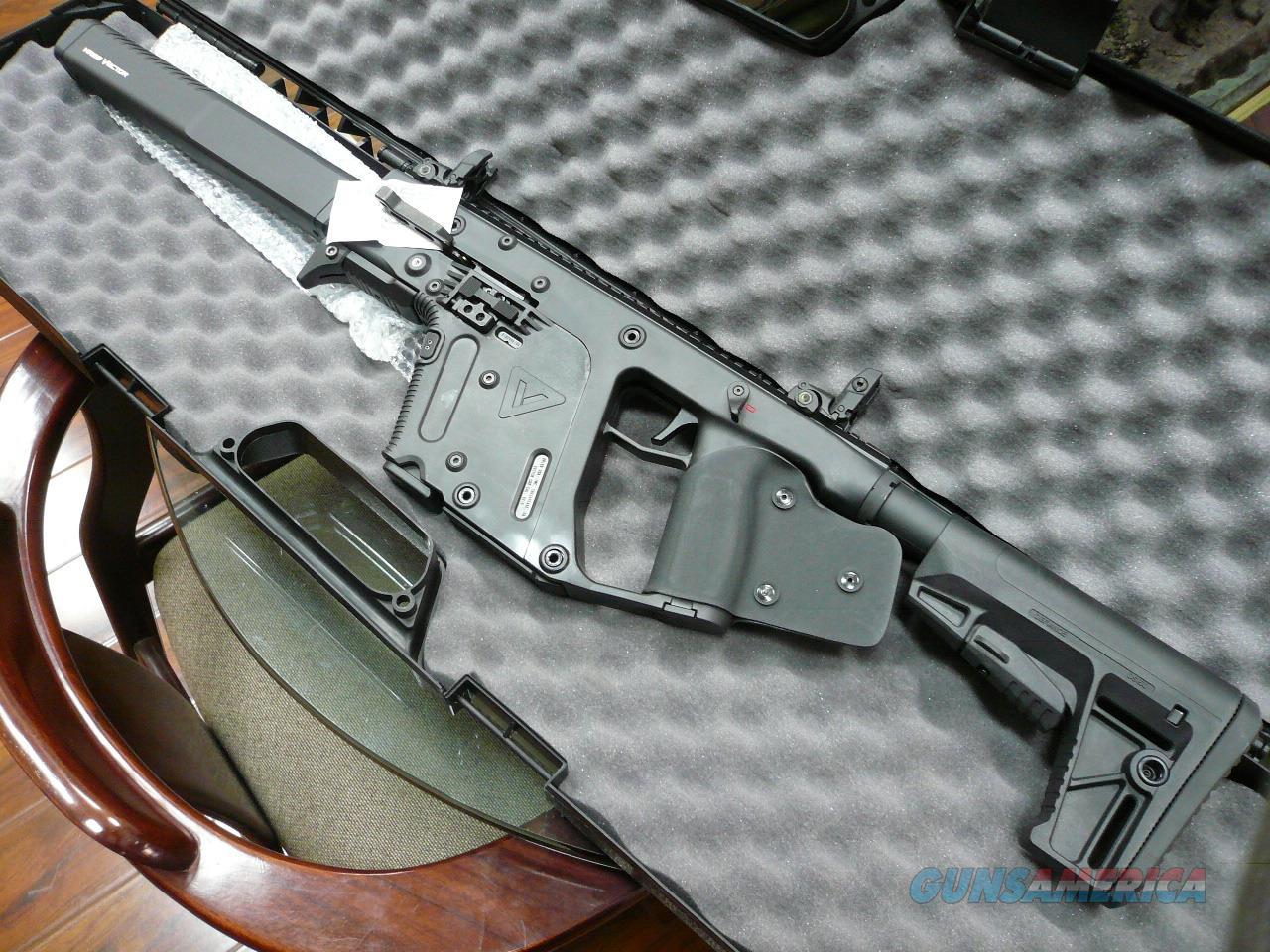 VECTOR CRB 9MM (CA COMPLIANT) NIB  Guns > Rifles > Kriss Tactical Rifles