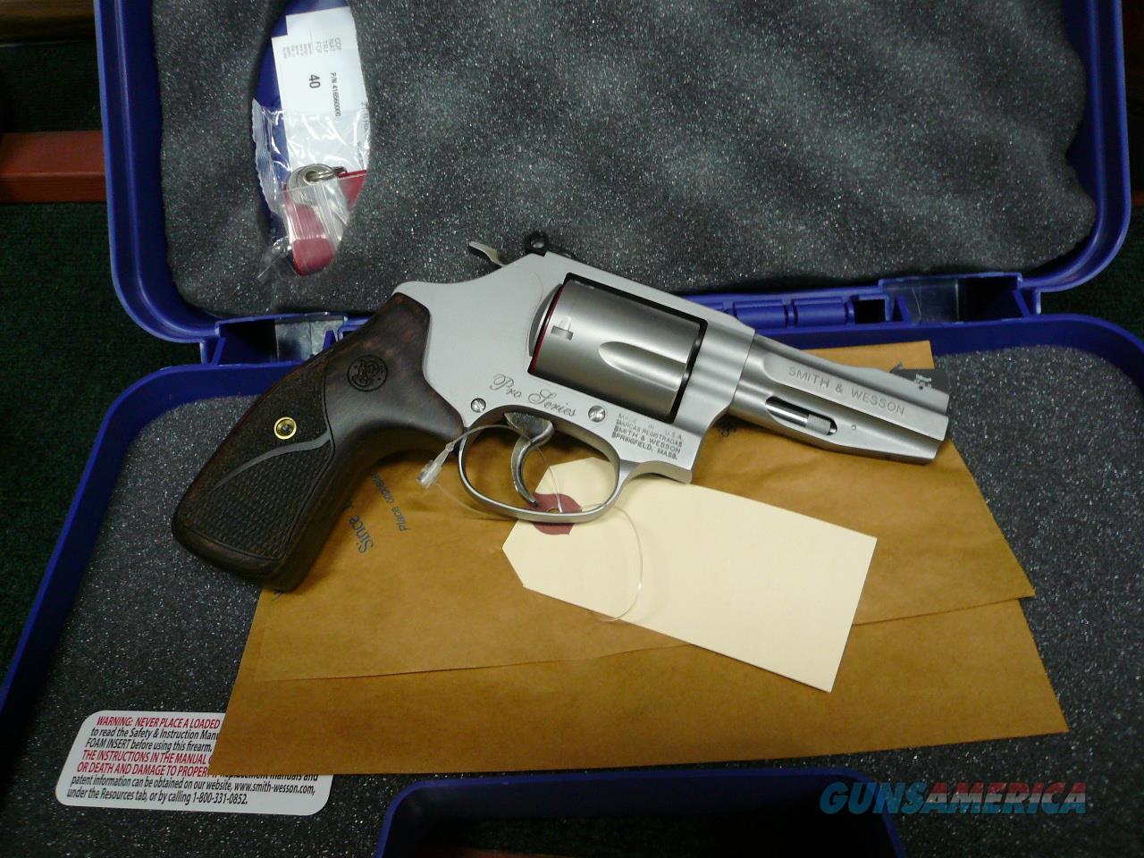 "60-15 PRO SERIES 3"" 357MAG NIB  Guns > Pistols > Smith & Wesson Revolvers > Small Frame ( J )"