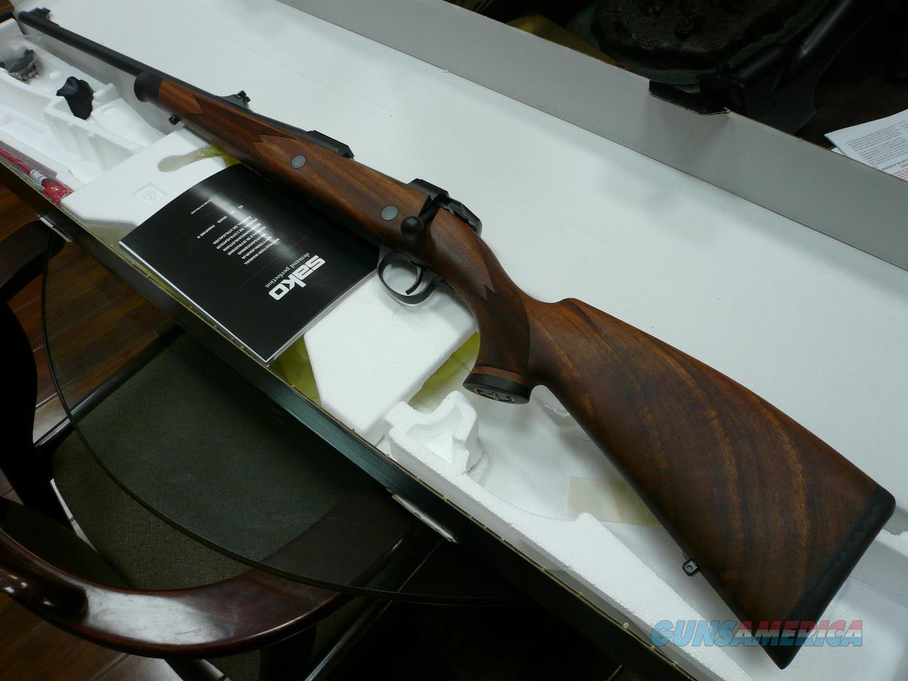 """SPRING SALES"" 85M /BAVARIAN (LEFT-HAND MODEL) 270 WIN NIB  Guns > Rifles > Sako Rifles > M85 Series"