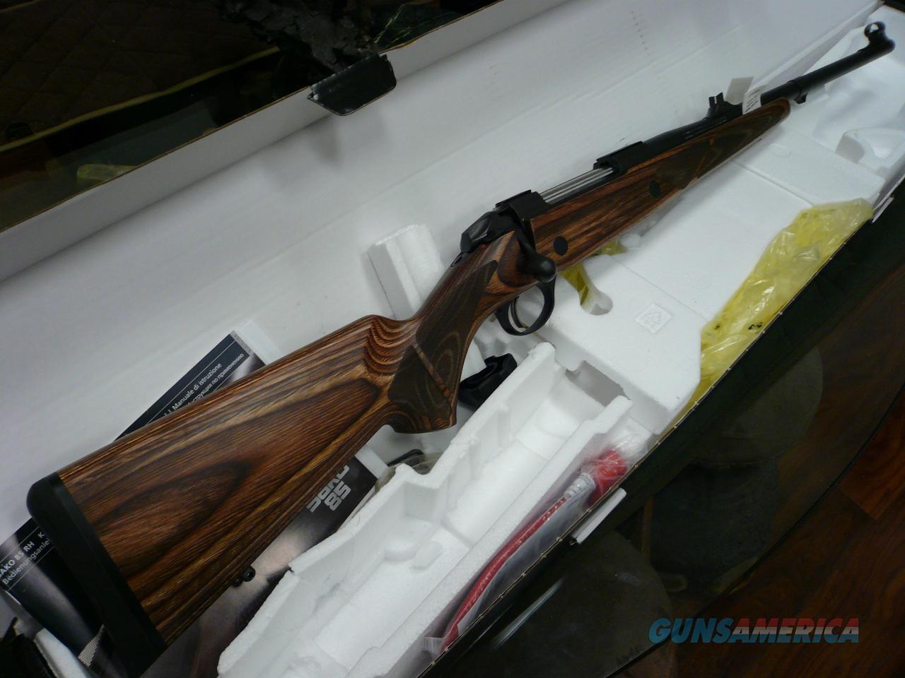 M85/BROWN BEAR(EUROPEAN MODEL) 375HH NIB  Guns > Rifles > Sako Rifles > M85 Series