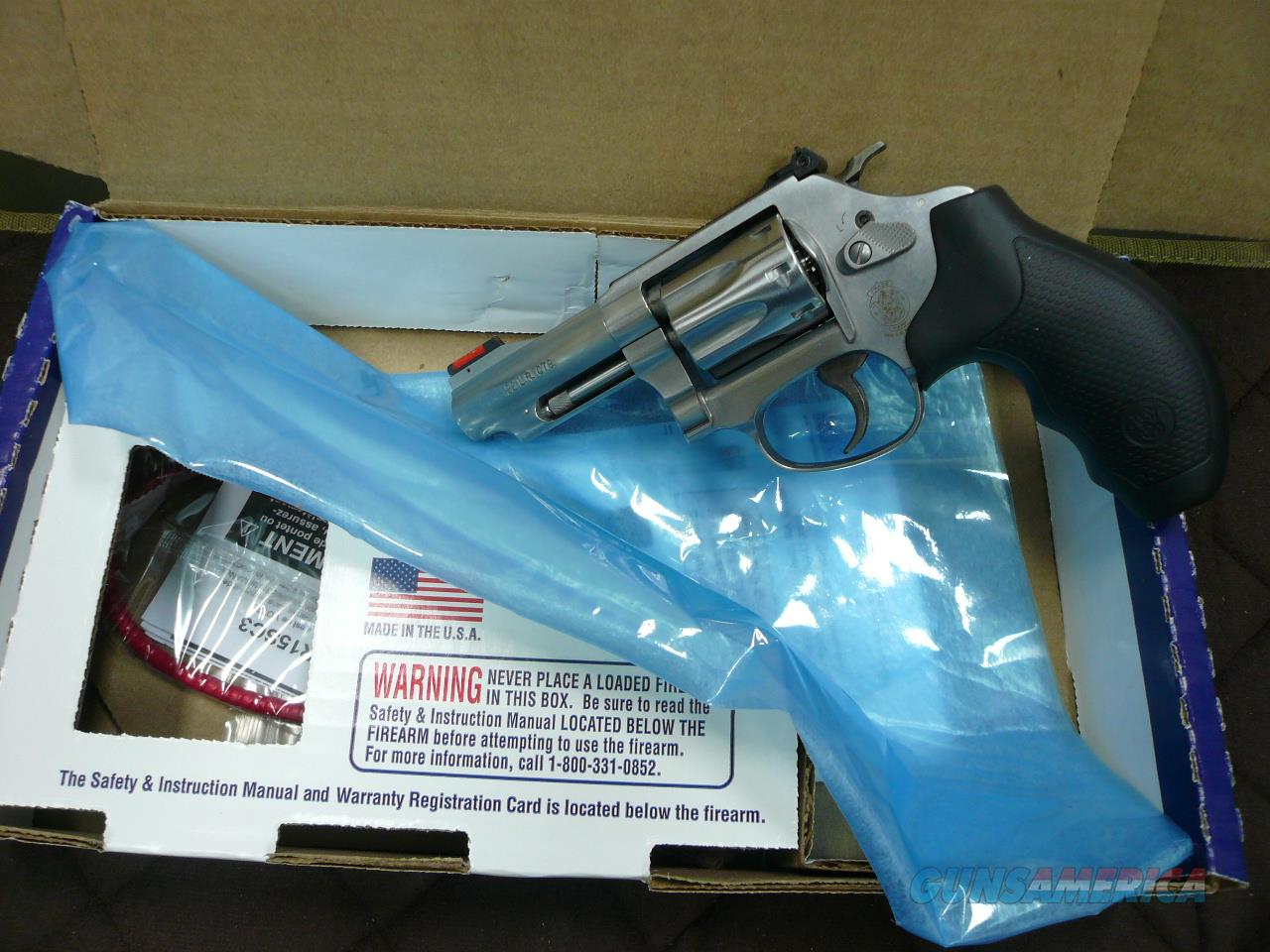 "63-5 3"" 22LR NIB  Guns > Pistols > Smith & Wesson Revolvers > Full Frame Revolver"