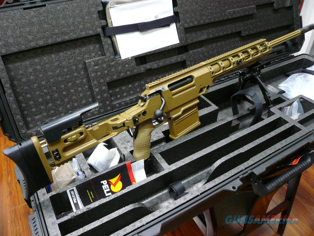 BALLISTA-FDE 338LAPUA SNIPER RIFLE NIB  Guns > Rifles > FNH - Fabrique Nationale (FN) Rifles > Bolt action > Tactical