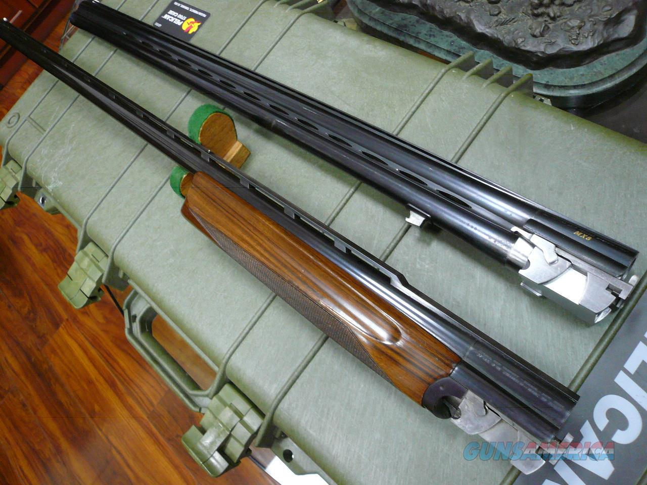 "MX8 30"" O/U BBL(TYPE-3), MX8 TOP-SINGLE (ITHACA IMPORTED TYPE-3) 32"" BBL  Guns > Shotguns > Perazzi Shotguns"