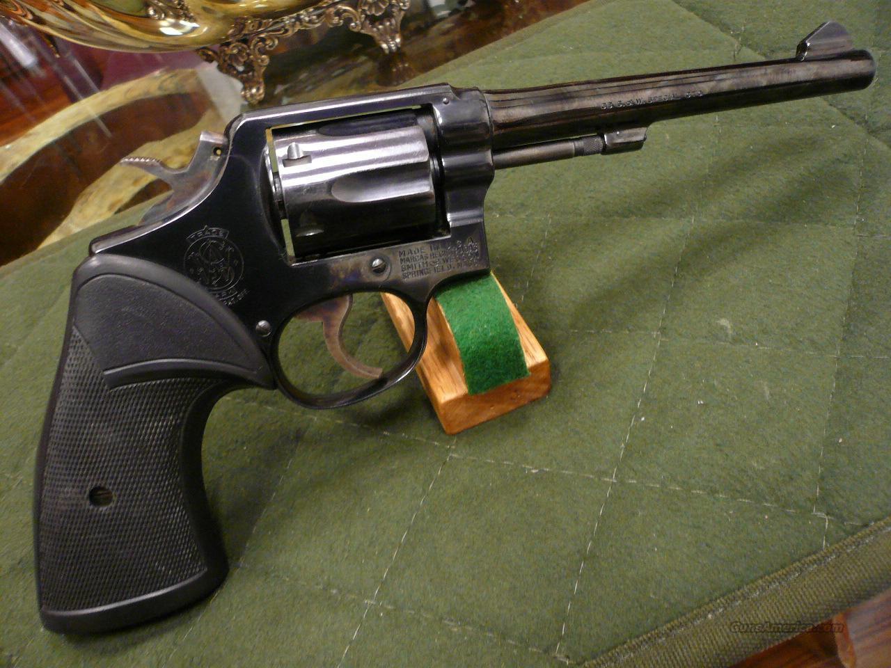 "10-5 6"" 38Spl  Guns > Pistols > Smith & Wesson Revolvers > Model 10"