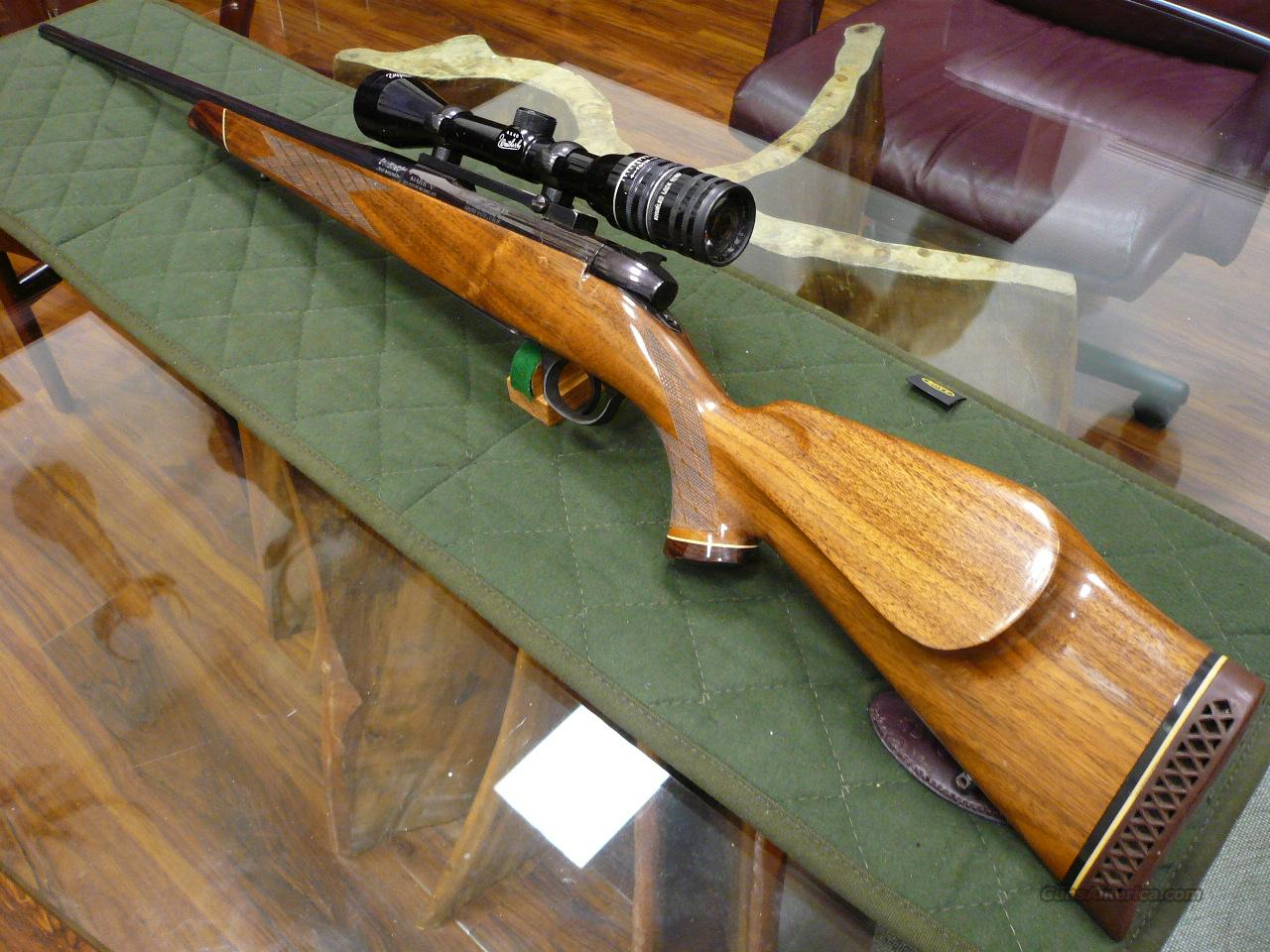 Mark V 300WBY German Made (Early South Gate Calif)  Guns > Rifles > Weatherby Rifles > Sporting