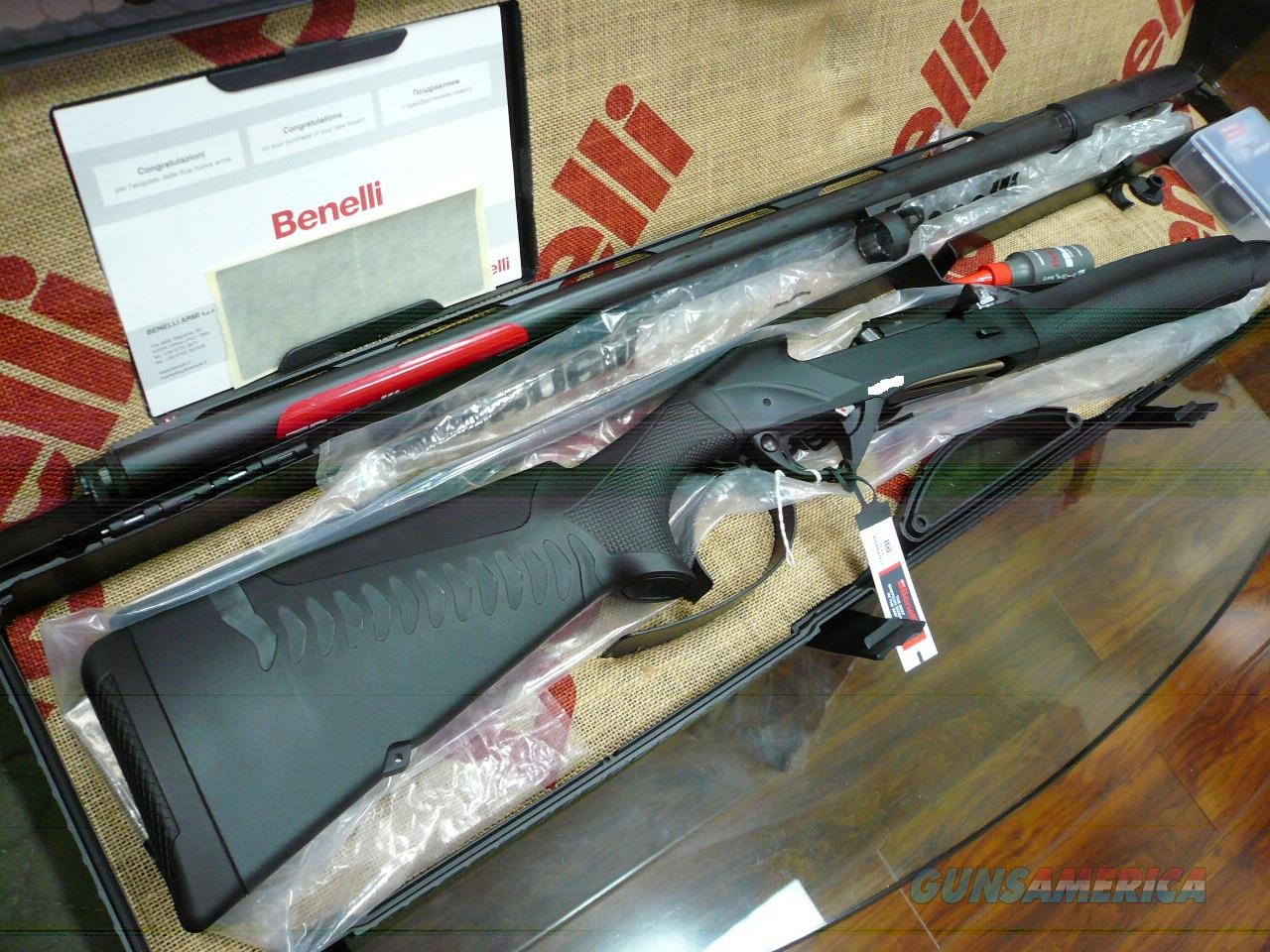 "SUPER BLACK EAGLE III BLK 28"" NIB  Guns > Shotguns > Benelli Shotguns > Sporting"