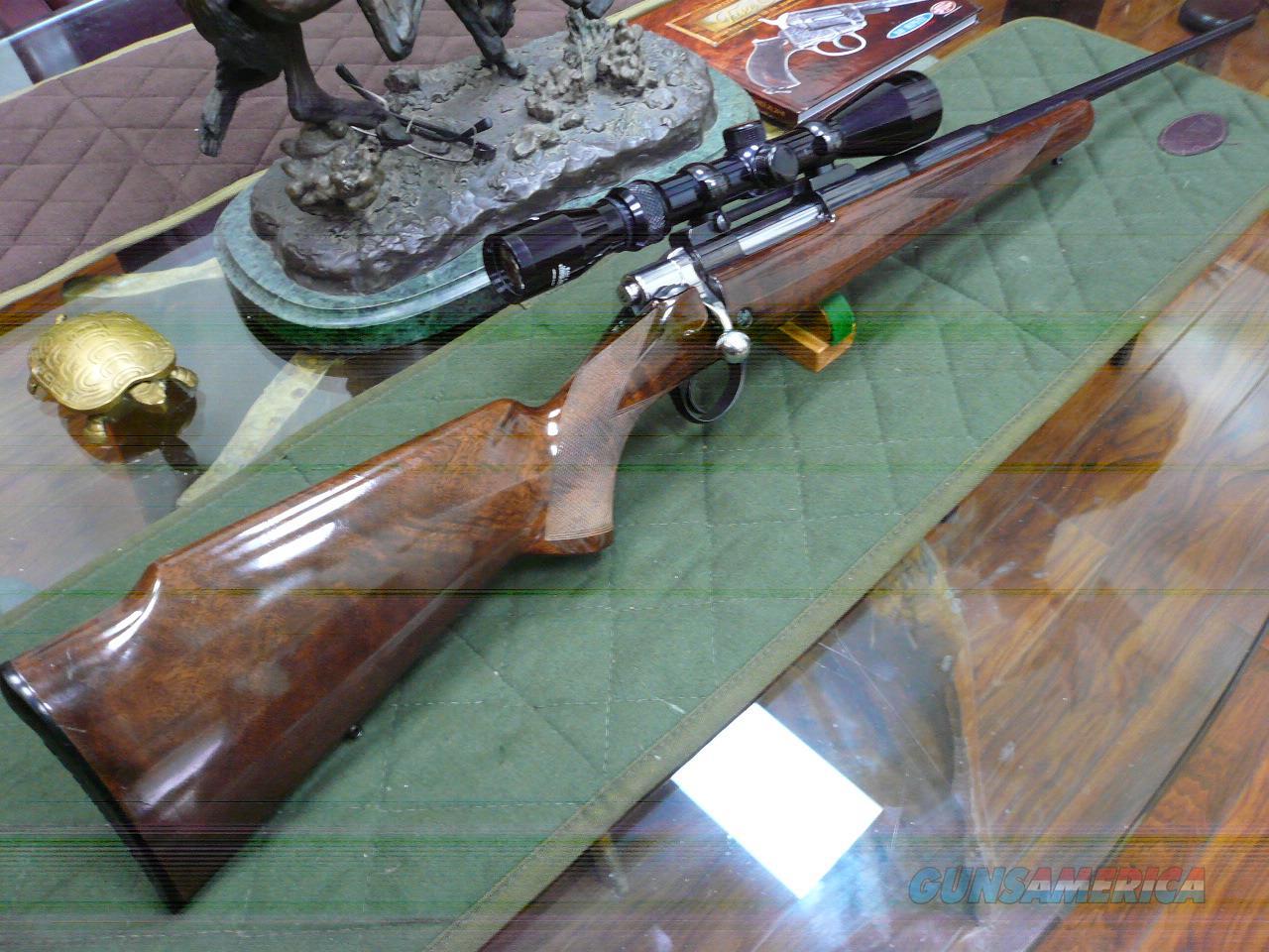 SAFARI GRADE MEDIUM SAKO ACTION (1971?),243 WIN  Guns > Rifles > Browning Rifles > Bolt Action > Hunting > Blue
