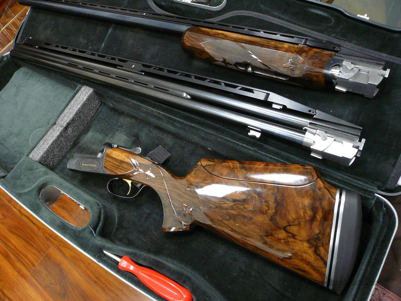 MX2000/10/CO 12ga Trap combo set  Guns > Shotguns > Perazzi Shotguns