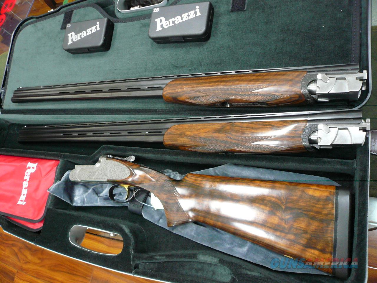 *REDUCED* MX20-SCO/C (SPECIAL ORDERED) 2-BBL SET (20ga,28ga )  Guns > Shotguns > Perazzi Shotguns