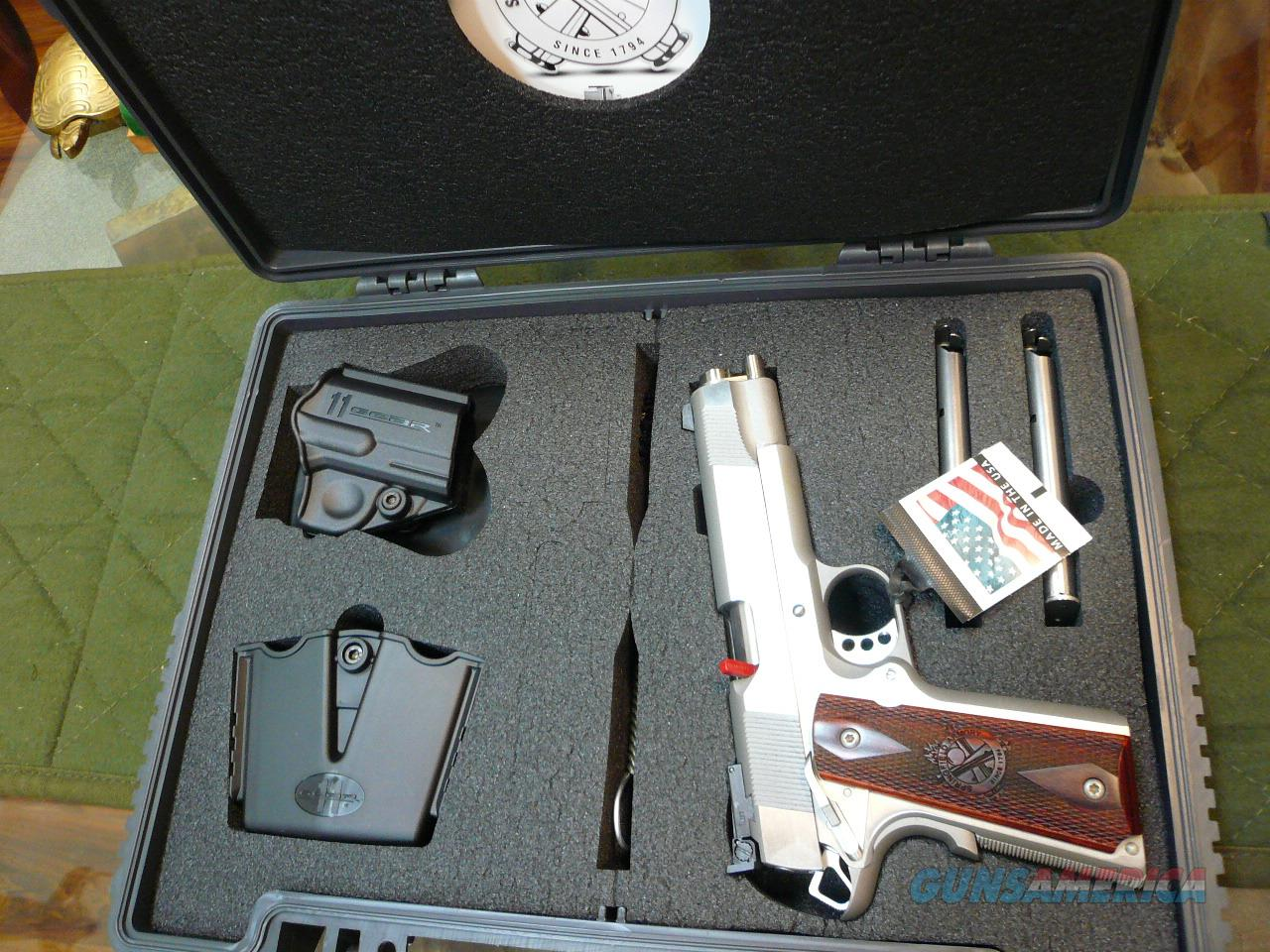 1911-A1 Target LOADED NIB  Guns > Pistols > Springfield Armory Pistols > 1911 Type