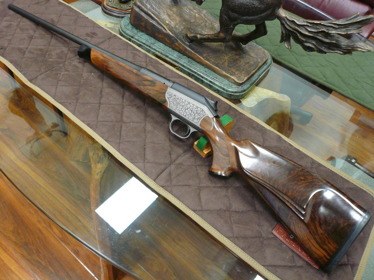 R93 GRAND LUXE in 30-06 or 375HH  Guns > Rifles > Blaser Rifles/Combos/Drillings