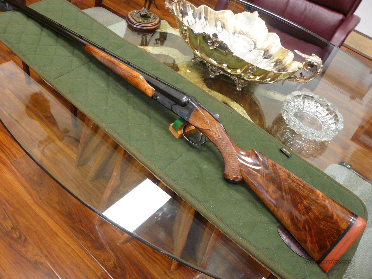 """21 TRAP Model 32"""" Vent-Rib (1959)  Guns > Shotguns > Winchester Shotguns - Modern > SxS"""