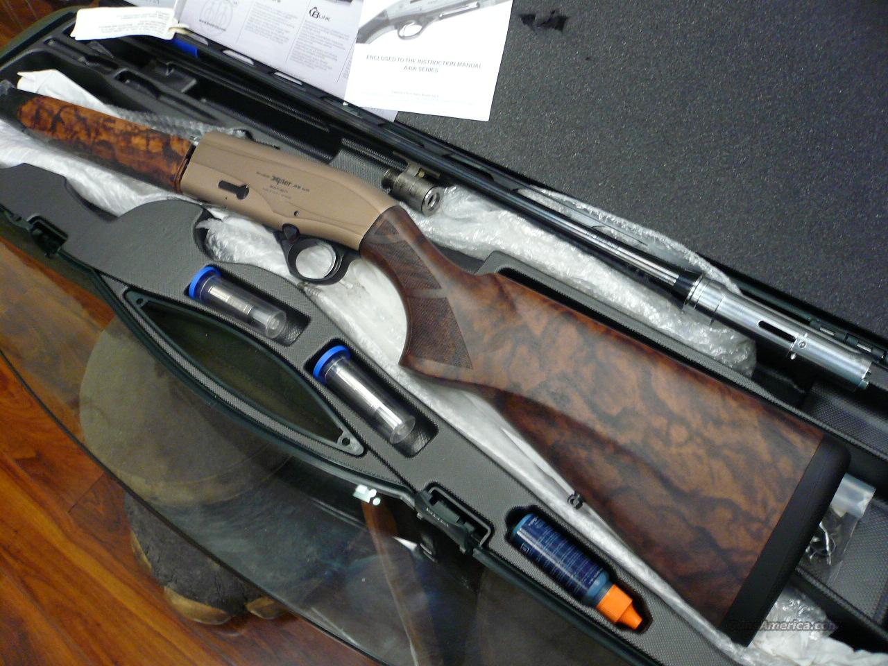 "A400 ACTION/BRONZE 28GA 28""BBL NIB  Guns > Shotguns > Beretta Shotguns > Autoloaders > Hunting"