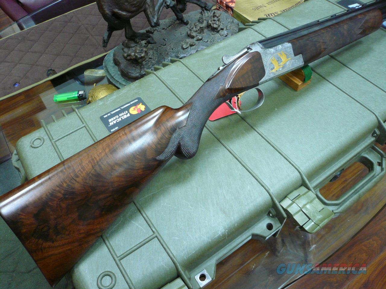 1981 PINTAIL WATERFOWL SERIES (500-MADE) 12ga ASNEW  Guns > Shotguns > Browning Shotguns > Over Unders > Belgian Manufacture