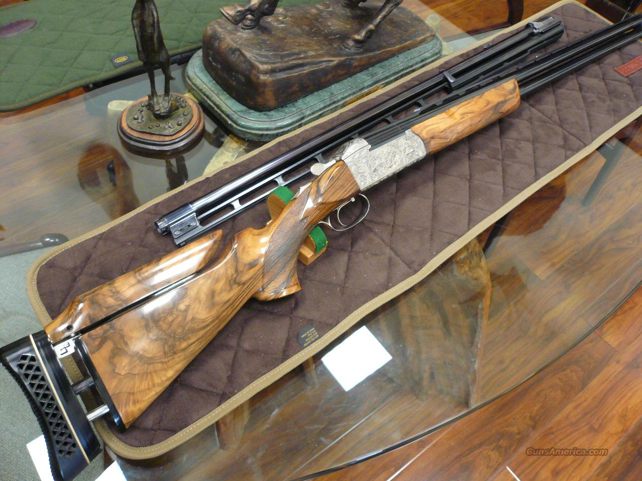 K-80 Bavaria Suhl (game scene) Trap Combo  Guns > Shotguns > Krieghoff Shotguns