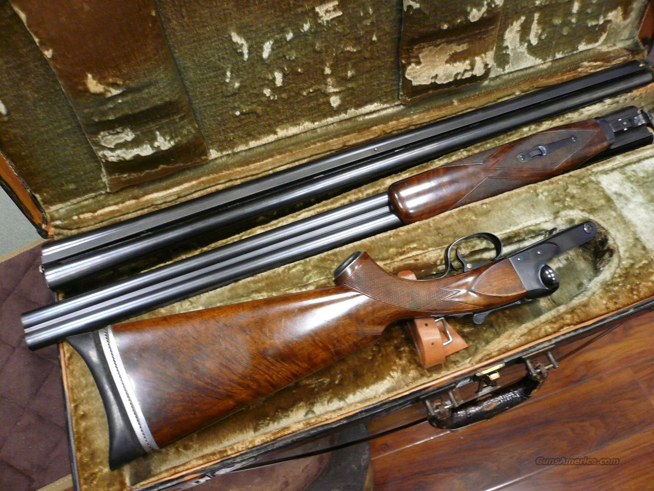 "Model-21 TRAP 2-bbl set 30"" 12Ga   Guns > Shotguns > Winchester Shotguns - Modern > SxS"