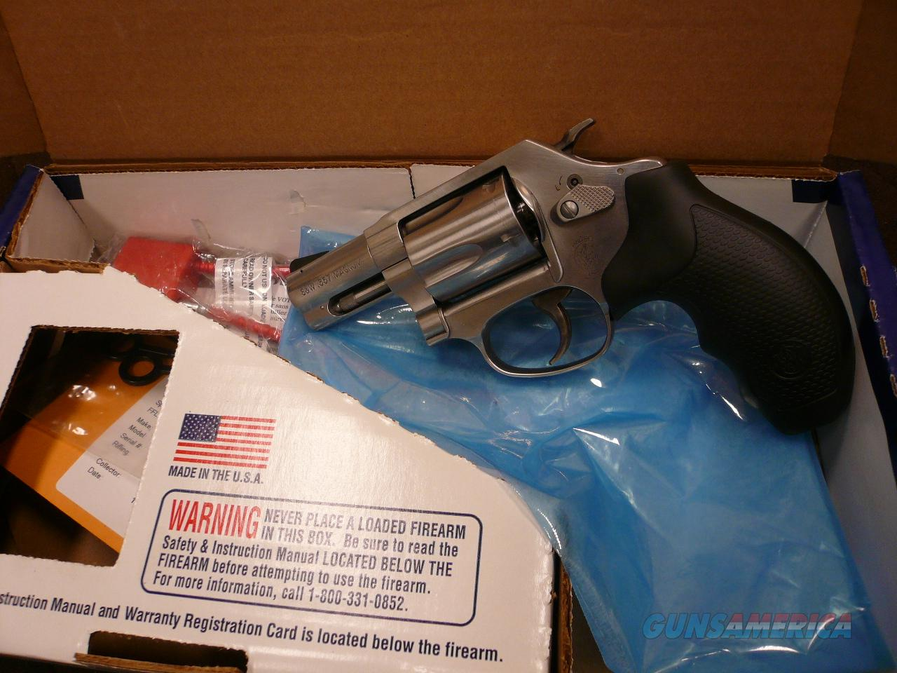 60-14 357MAG  Guns > Pistols > Smith & Wesson Revolvers > Full Frame Revolver