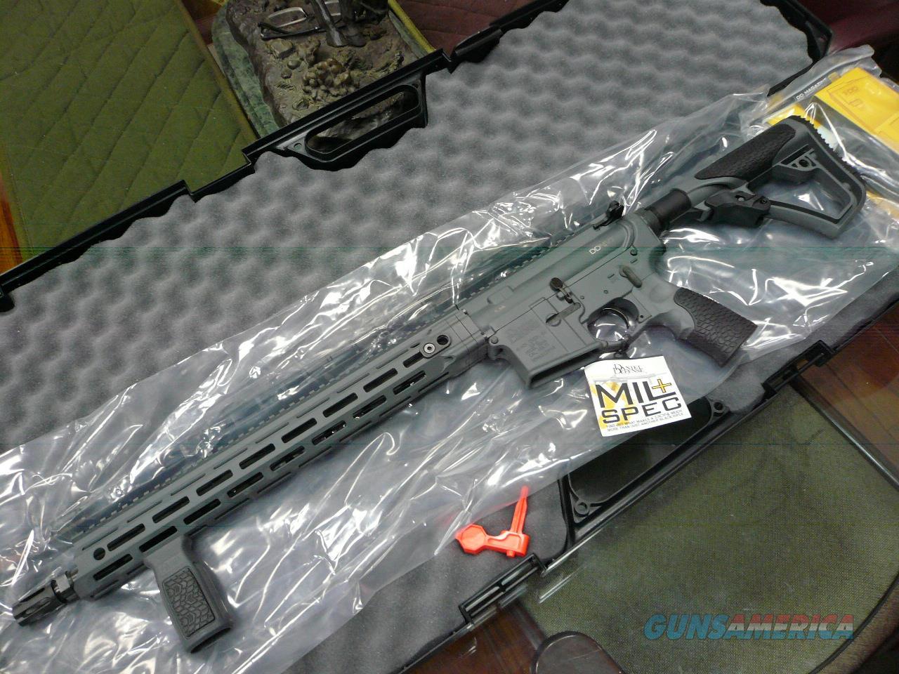 M4V7-5.56NATO/Tronado-gray NIB(CA COMPLIANT)  Guns > Rifles > Daniel Defense > Complete Rifles