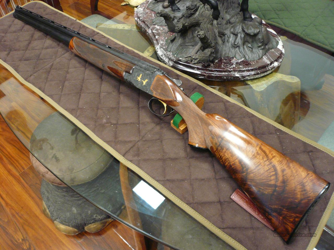 SUPERPOSED (1962) CUSTOMED BY PACHMYER  Guns > Shotguns > Browning Shotguns > Over Unders > Belgian Manufacture