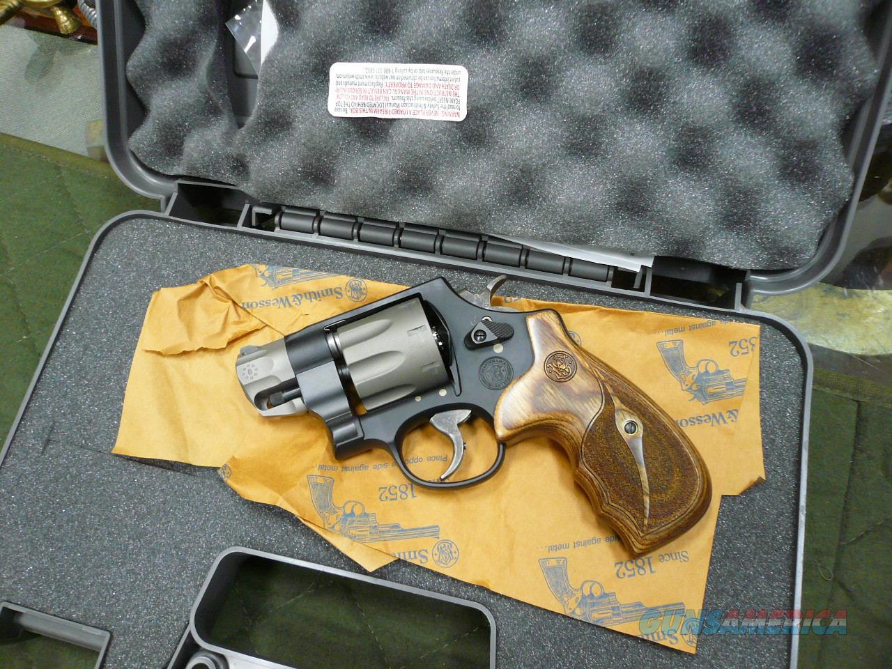 Model-327PC 357mag 8-shots  Guns > Pistols > Smith & Wesson Revolvers > Performance Center