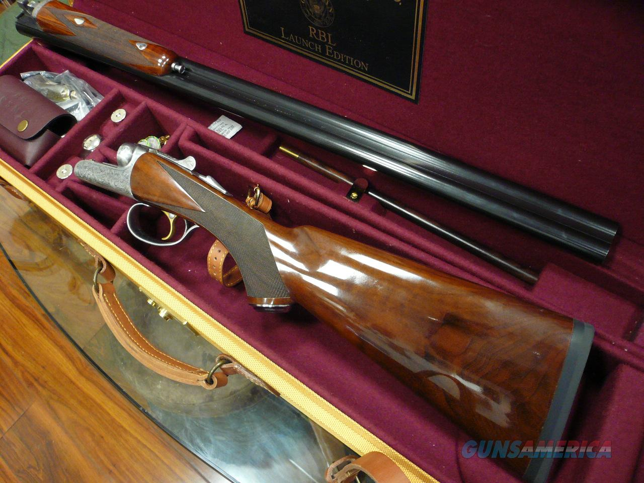 "RBL LAUNCH EDITION 20GA 28""BBL  Guns > Shotguns > Connecticut (Galazan) Shotguns"