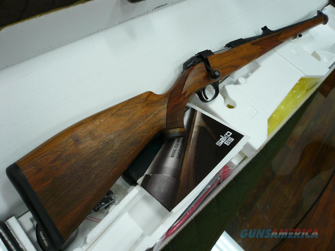"""WINTER SALES"" M85 BAVARIAN CABINE  20"" 260Rem(European Market Model)NIB  Guns > Rifles > Sako Rifles > M85 Series"