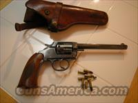 Iver Johnson .22 Caliber Target 8 Revolver  Guns > Pistols > Iver Johnson Pistols