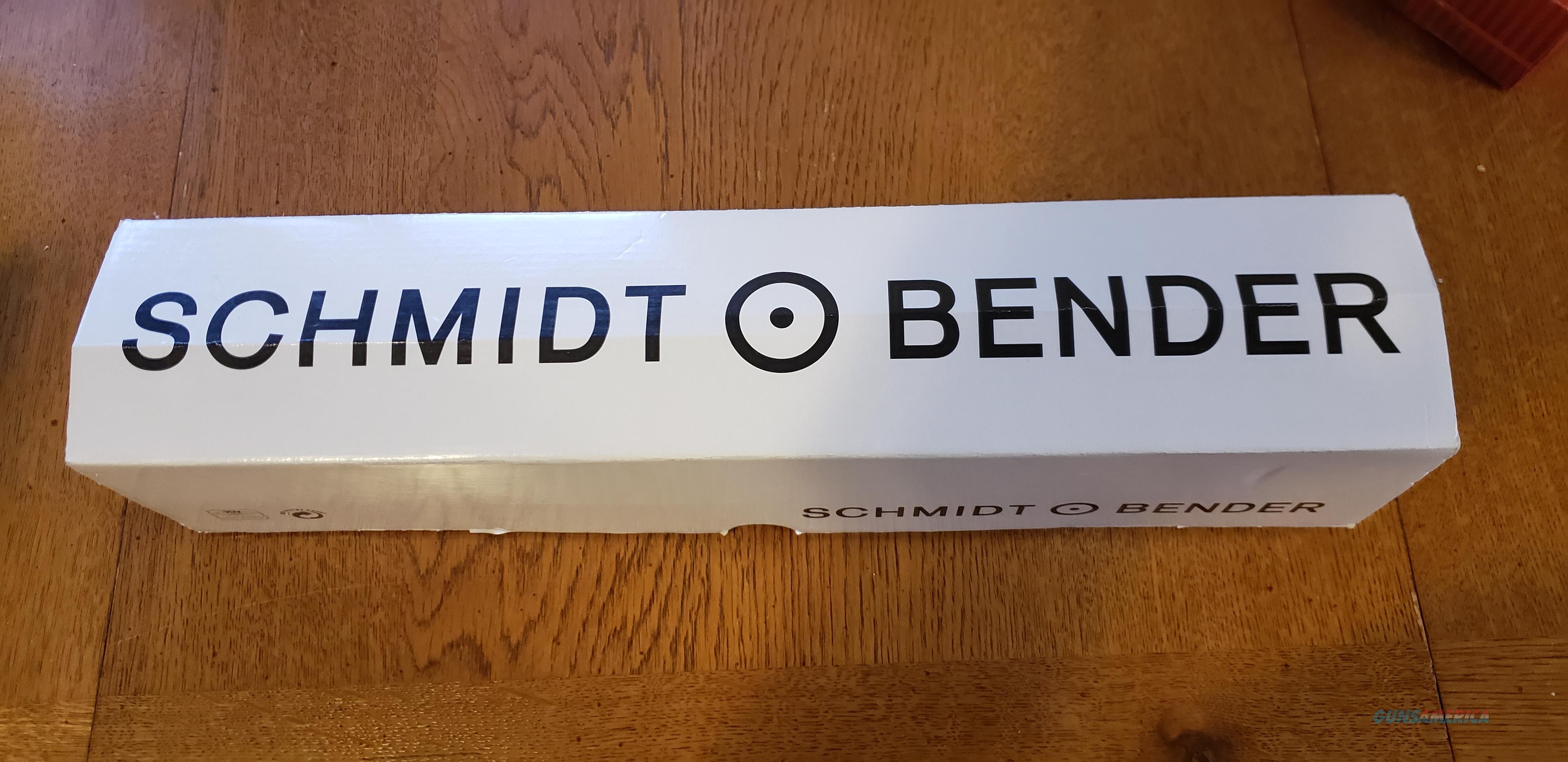 Schmidt and Bender 1.5-6 x 42 Zenith scope with Sako rings  Non-Guns > Scopes/Mounts/Rings & Optics > Rifle Scopes > Variable Focal Length