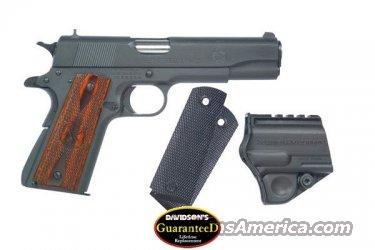 Springfield 1911 Mil-SPec Pistol Package .45 ACP 5-inch 7rd Parkerized  Guns > Pistols > Springfield Armory Pistols > 1911 Type