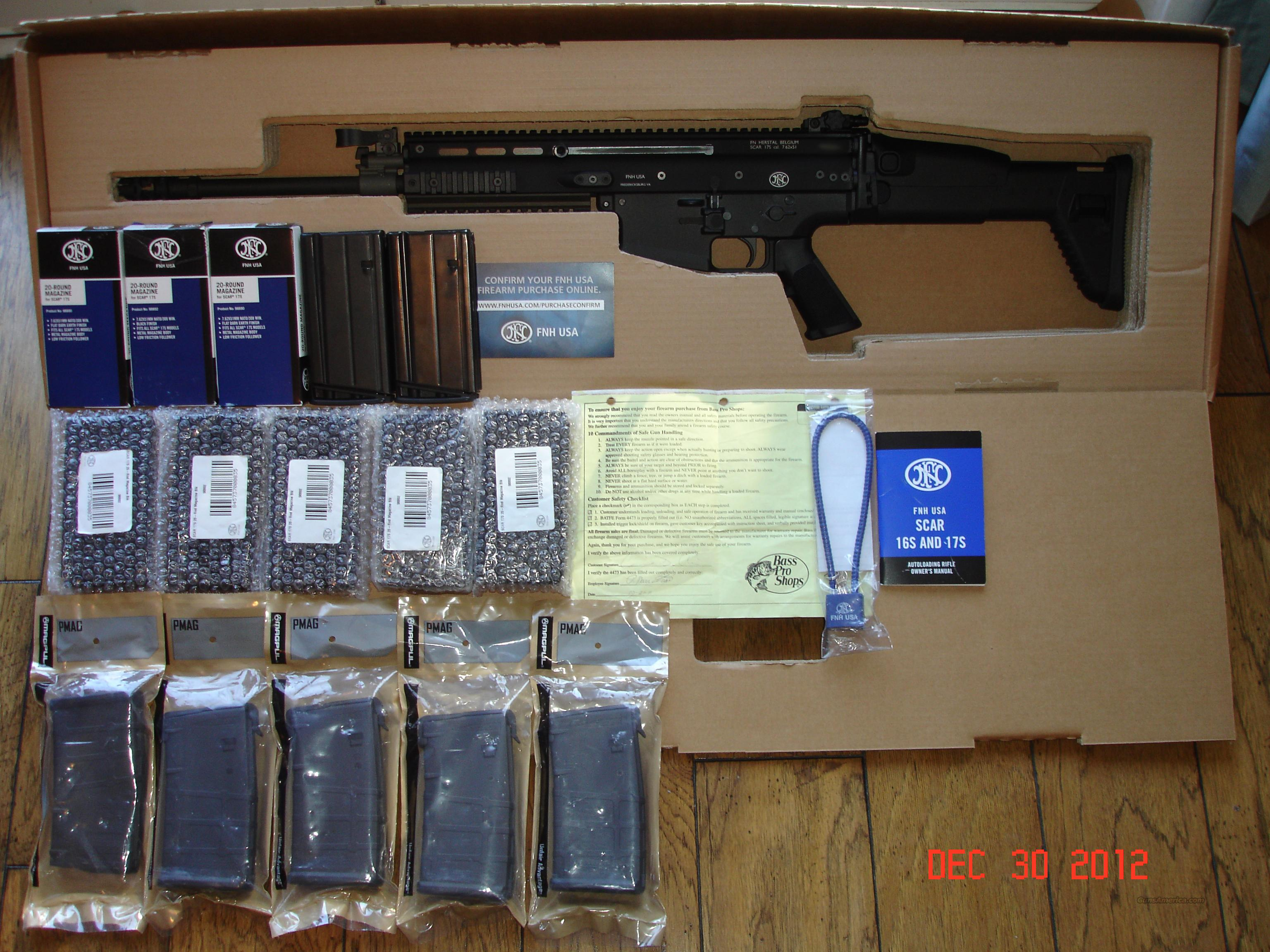WTS: SCAR 17S   Guns > Rifles > FNH - Fabrique Nationale (FN) Rifles > Semi-auto > FAL Type