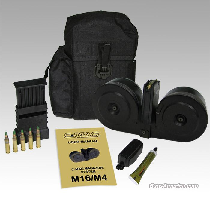 C MAG 100 ROUND DRUM MAGAZINE  Non-Guns > Magazines & Clips > Rifle Magazines > AR-15 Type