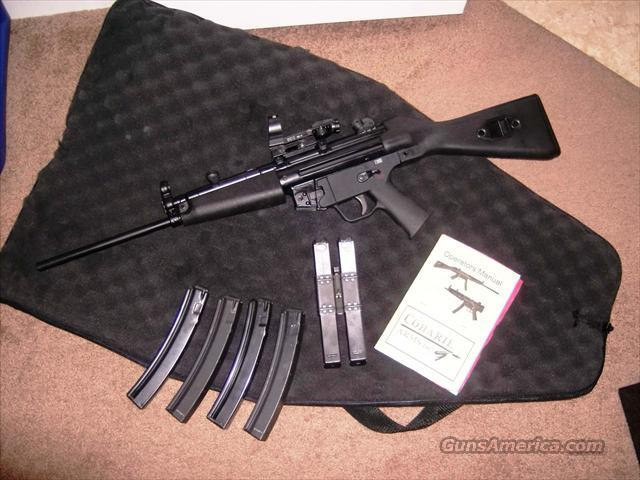 Coharie Arms MP5Like NEW Comes with 4 30rd 9mm  Guns > Rifles > A Misc Rifles