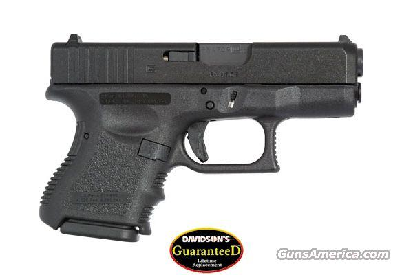 Glock Model 26 Gen 3 with 2 Magazines NIB  Guns > Pistols > Glock Pistols > 26/27