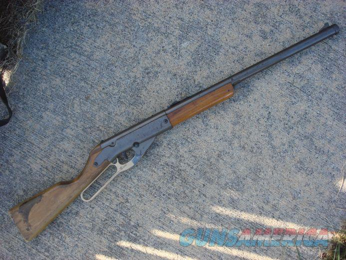 ONE vintage, Daisy model 1000 BB rifle, Western, lever-action  Non-Guns > Air Rifles - Pistols > Vintage