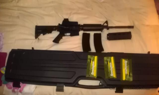 DPMS 6.8 spc  Guns > Rifles > DPMS - Panther Arms > Complete Rifle