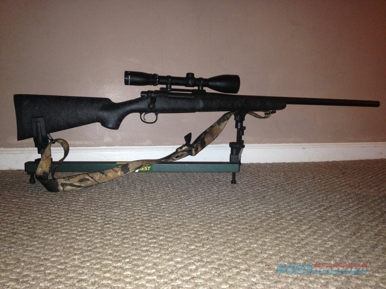 Remington 700 sendero 7mm magnum guns gt rifles gt remington rifles