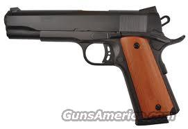 ROCK ISLAND ARMS 1911 .45  Guns > Pistols > 1911 Pistol Copies (non-Colt)