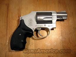 Smith & Wesson model 642  Guns > Pistols > Smith & Wesson Revolvers > Full Frame Revolver