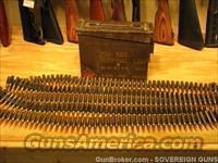 Linked Surplus 7.62x51 NATO 308 ammo 250rd in can  Non-Guns > Ammunition