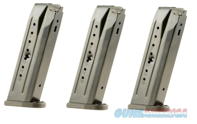 3 Ruger SR9 Magazines 9mm 10rd Steel SR-9 PRO MAG  Non-Guns > Magazines & Clips > Pistol Magazines > Other