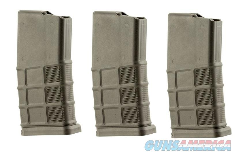 3 DPMS AR-10 Magazines LR-308 20rd Poly PRO MAG  Non-Guns > Magazines & Clips > Rifle Magazines > AR-15 Type
