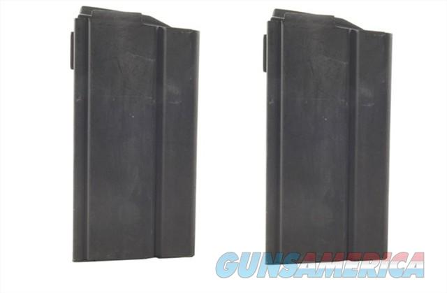 2 Springfield M1A Mags 20rd National Magazine M14  Non-Guns > Magazines & Clips > Rifle Magazines > M-14/M1A
