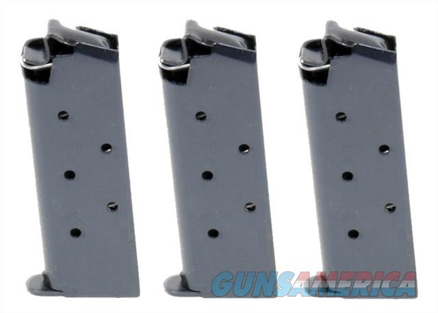 3 Sig Sauer P238 Magazines 6rd 380 ACP NEW PRO MAG  Non-Guns > Magazines & Clips > Pistol Magazines > Other