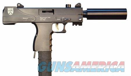 MPA Defender MPA30T Top Cocker 9MM 30Rd Pistol NEW  Guns > Pistols > MasterPiece Arms Pistols > Defender