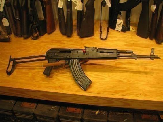 GP WASR-10 7.62X39 Underfold Rifle AK-47 NEW AK47    Guns > Rifles > AK-47 Rifles (and copies) > Folding Stock