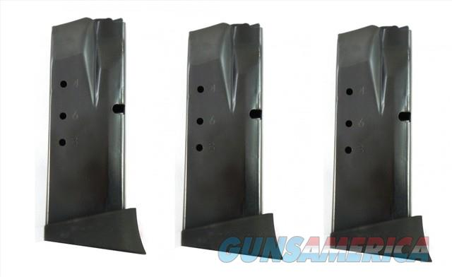 3 S&W M&P Compact Magazines 40 Cal 10rd PRO MAG  Non-Guns > Magazines & Clips > Pistol Magazines > Smith & Wesson