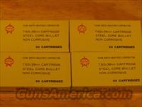 Chinese Norinco 7.62X39 Steel Core Ammunition Ammo  Non-Guns > Ammunition